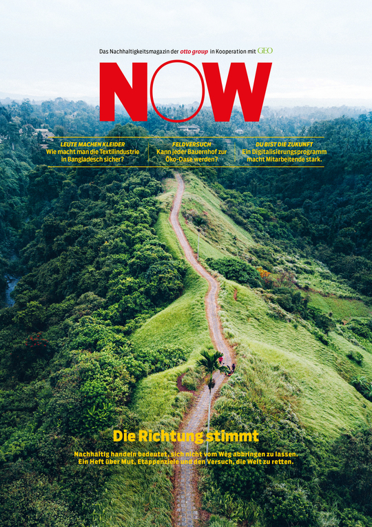 Nachhaltigkeitsmagazin NOW