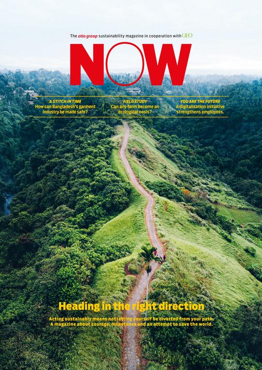 Sustainability Magazine NOW